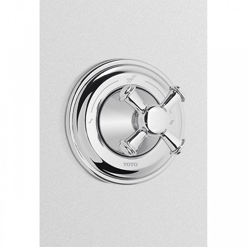 Toto Vivian Two-Way Diverter Trim With Shut-Off