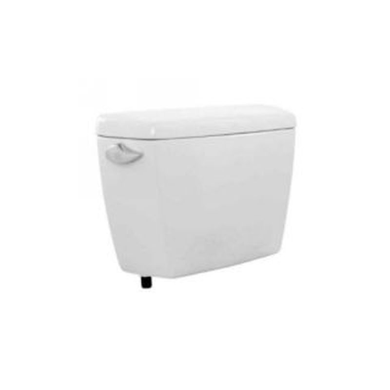 Toto Drake EcoToilet Tank With HET And Bolt Down Lid
