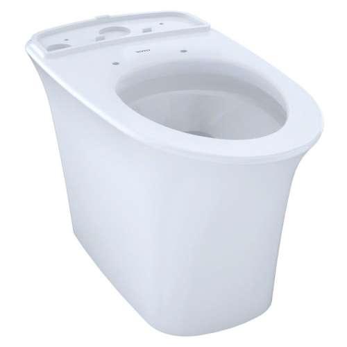 Toto Maris Elongated Tornado 0.9, 1.28-GPF Toilet Bowl, Less Seat