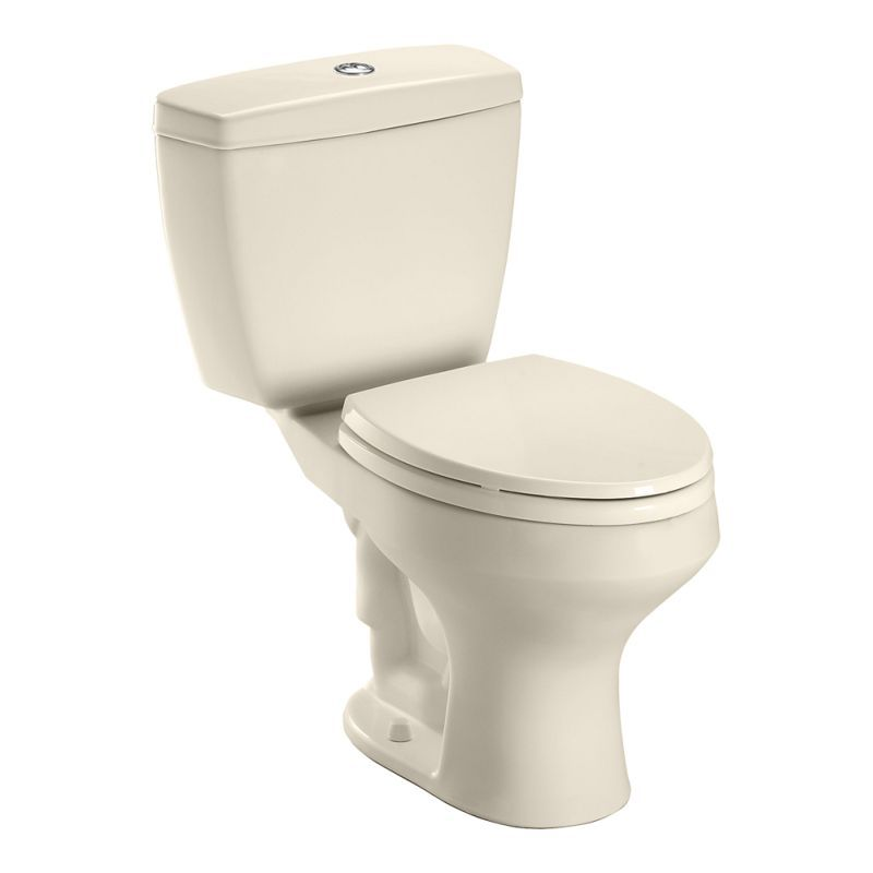 Toto Rowan 1.6/1 GPF 2-Piece Elongated Toilet