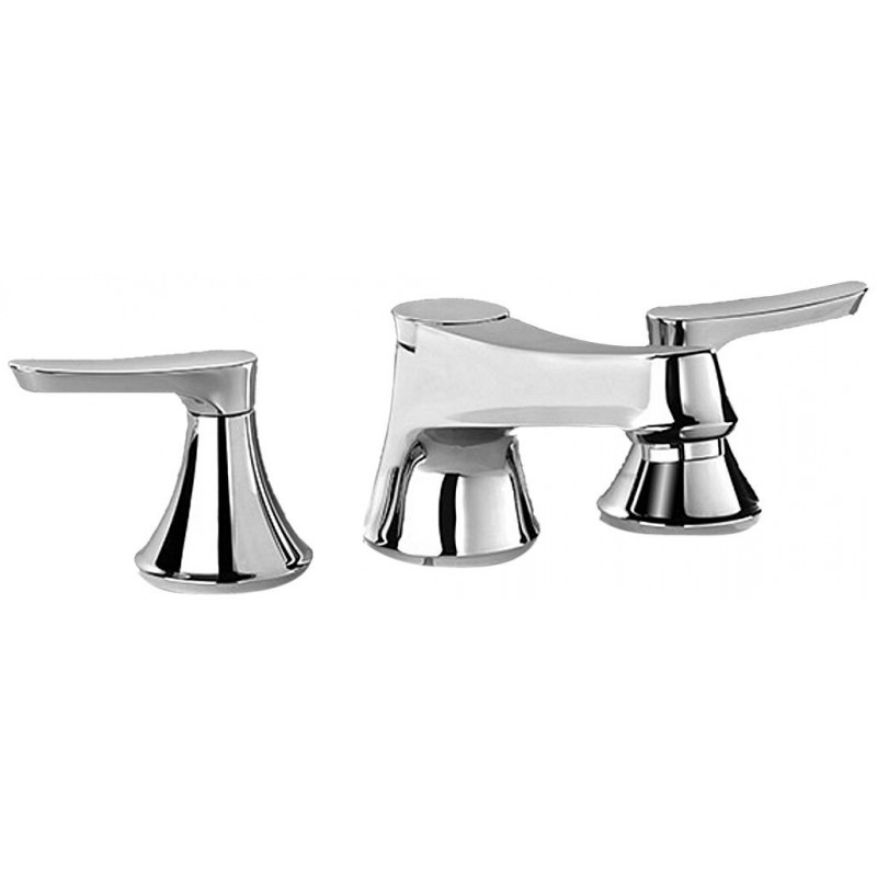 Toto Wyeth Deck-Mounted Bathtub Faucet Trim Kit With Lever Handles