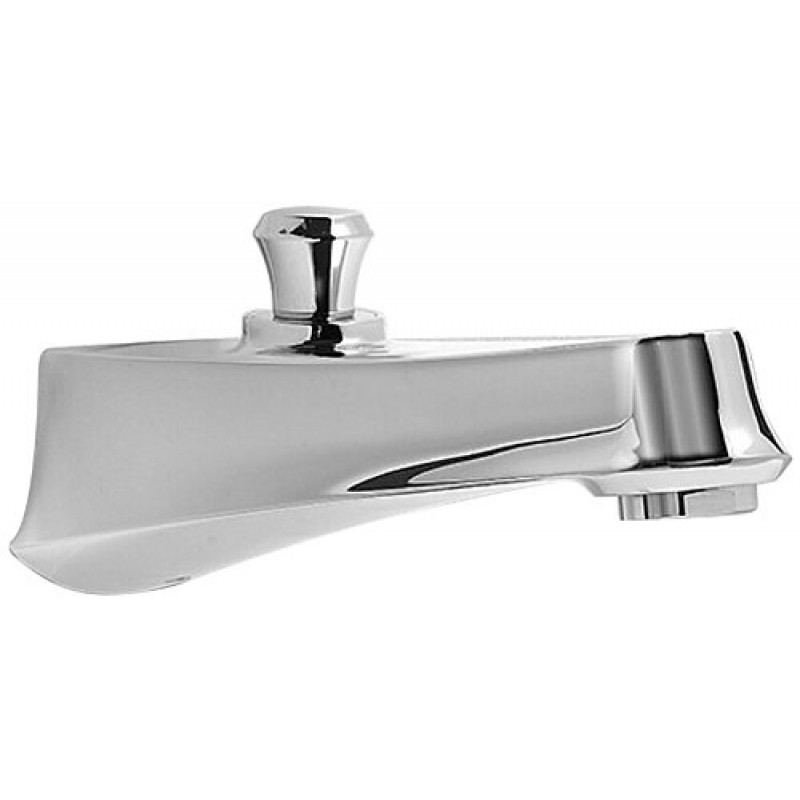 Toto Wyeth Wall Mount Bathtub Spout With Diverter