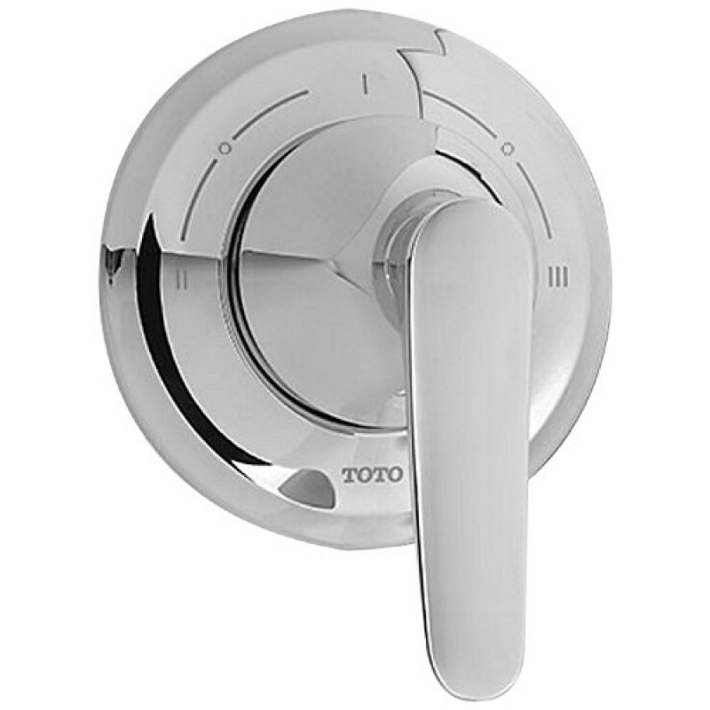 Toto Wyeth Single Handle Three-Way Diverter Trim