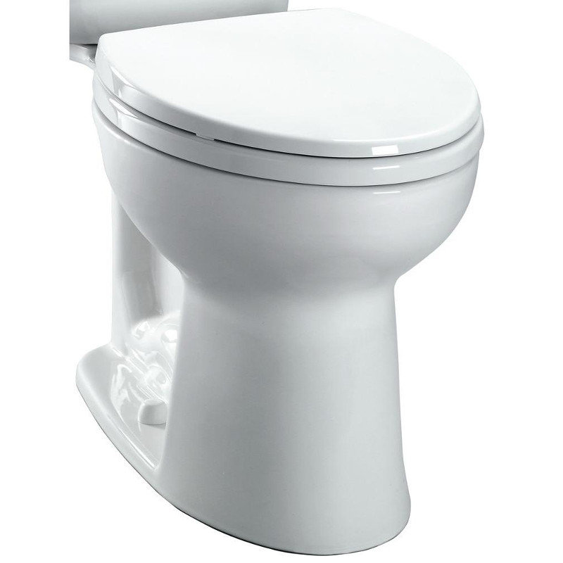 Buy Toto Entrada Elongated Toilet Bowl Online - Bath1.com