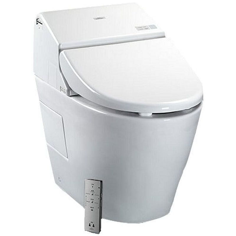 Toto G5 Vitreous China One Piece Elongated .9 GPF Washlet