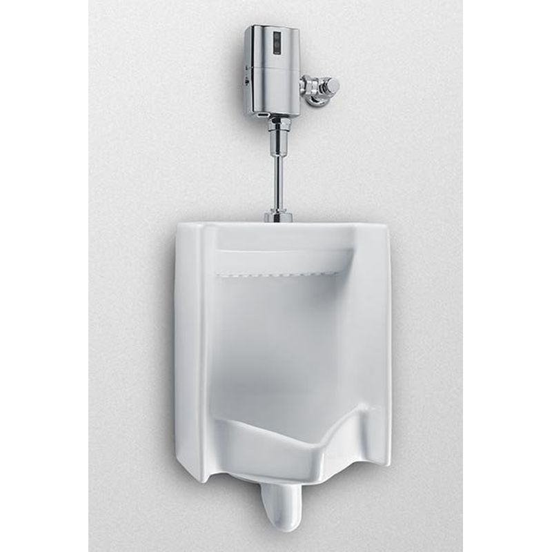 Toto Commercial Wall-Mounted Urinal Fixture With Top Spud