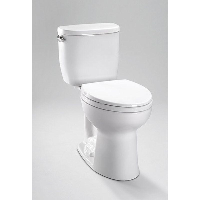 Toto Entrada 1.2 GPF 2-Piece Elongated Toilet