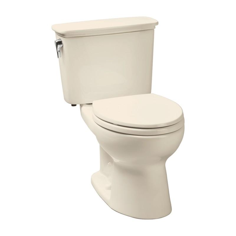 Toto Eco Drake 1.28 GPF 2-Piece Round Toilet