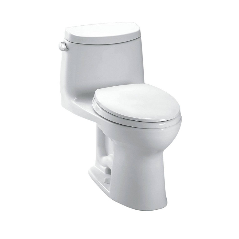 Toto Ultramax II 1.6 GPF 1-Piece Elongated Toilet With Seat
