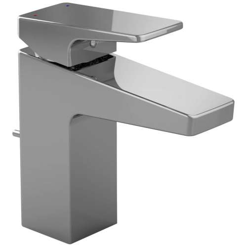 Toto Oberon Deck-Mounted Fixed 1.5-GPM Single Handle Bathroom Sink Faucet