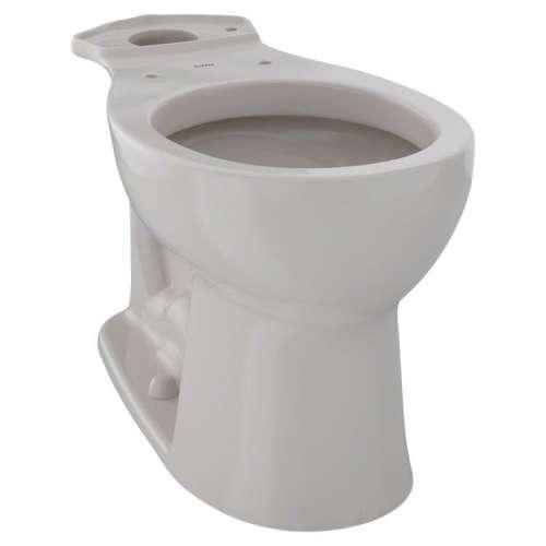 Toto Entrada Round 1.28-GPF Toilet Bowl, Less Seat