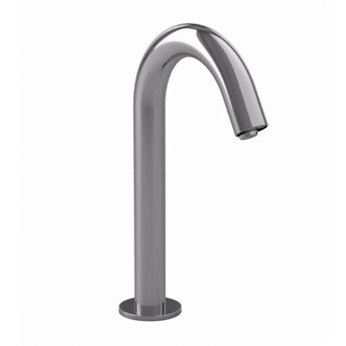 Toto Helix M EcoPower Deck-Mounted High Arc 1-GPM Single Hole Bathroom Sink Faucet