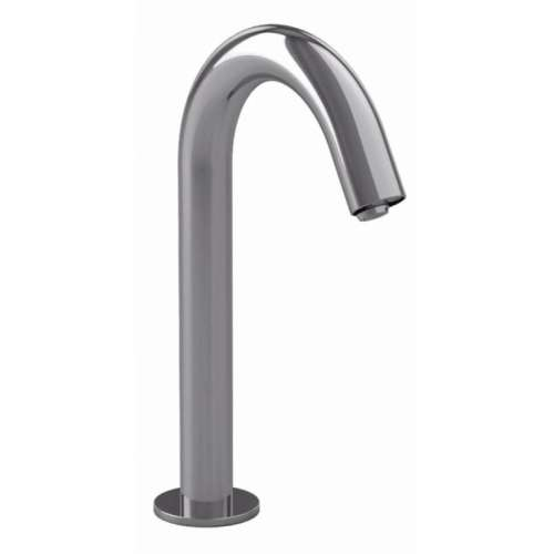 Toto Helix M EcoPower Deck-Mounted High Arc 0.5-GPM Single Hole Bathroom Sink Faucet