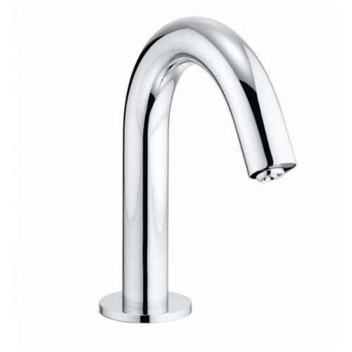 Toto Helix EcoPower Deck-Mounted High Arc 1-GPM Single Hole Bathroom Sink Faucet