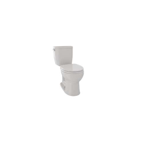 Toto Entrada Round E-Max 1.28-GPF Toilet Bowl, Less Seat