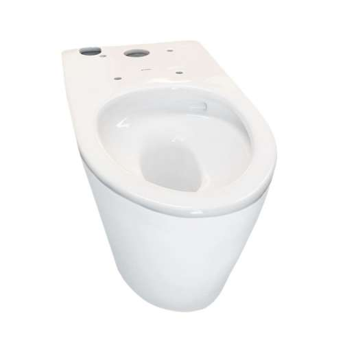 Toto G400 Elongated Tornado 0.9, 1.28-GPF Toilet Bowl, Less Seat - In Multiple Colors