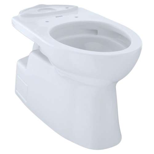 Toto Vespin II Elongated Tornado 1,1.28-GPF Toilet Bowl, Less Seat