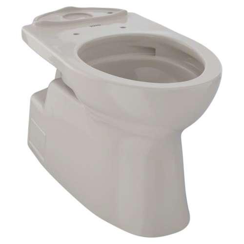 Toto Vespin II Elongated Tornado 1,1.28-GPF Toilet Bowl, Less Seat