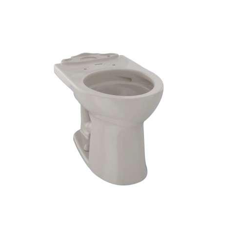 Toto Drake II Round Tornado 1,1.28-GPF Toilet Bowl, Less Seat