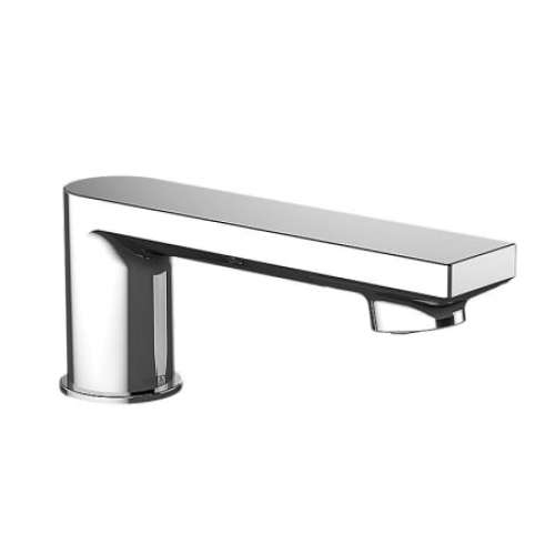 Toto Libella EcoPower Deck-Mounted Stationary 0.5-GPM Single Hole Bathroom Sink Faucet