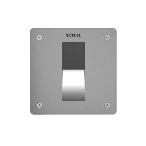 Toto EcoPower Stainless Steel Electronic 1.28-GPF Flush Valve with EcoPower Technology