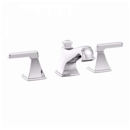 Toto Connelly Deck-Mounted Conventional 1.2-GPM Widespread Bathroom Sink Faucet