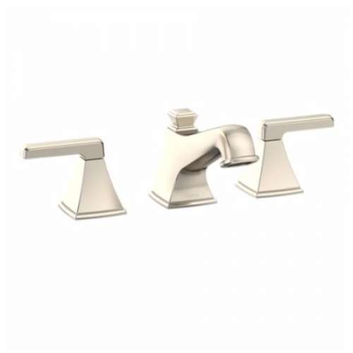 Toto Connelly Deck-Mounted Conventional 1.2-GPM Widespread Bathroom Sink Faucet - In Multiple Colors