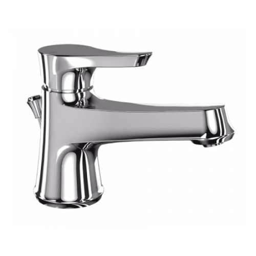Toto Wyeth Deck-Mounted Fixed 1.2-GPM Single Handle Bathroom Sink Faucet