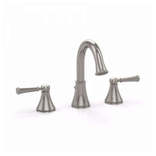 Toto Vivian Deck-Mounted High Arc, Stationary 1.2-GPM Widespread Bathroom Sink Faucet