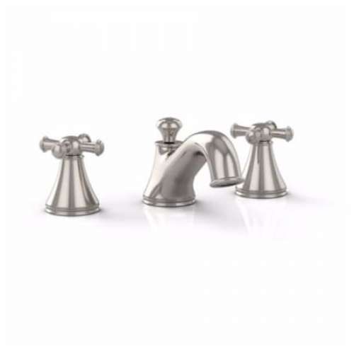 Toto Vivian Deck-Mounted Conventional 1.2-GPM Widespread Bathroom Sink Faucet
