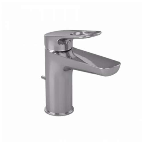 Toto Oberon Deck-Mounted Fixed 1.2-GPM Single Handle Bathroom Sink Faucet