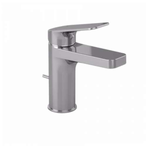 Toto Oberon 1.2-GPM Deck-Mounted 1-Hole Bathroom Sink Faucet