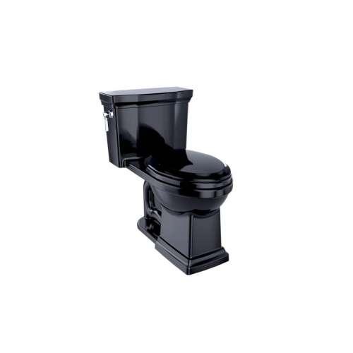 Toto Promenade II Elongated Tornado 1-GPF 1-Piece Toilet, With Seat