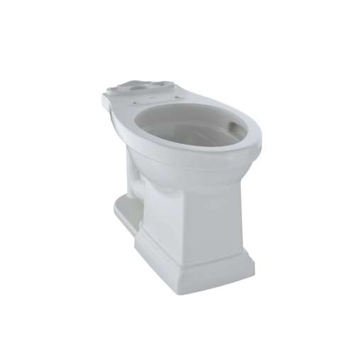 Toto Promenade II Elongated Tornado 1,1.28-GPF Toilet Bowl, Less Seat