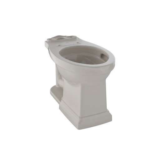 Toto Promenade II Elongated Tornado 1,1.28-GPF Toilet Bowl, Less Seat