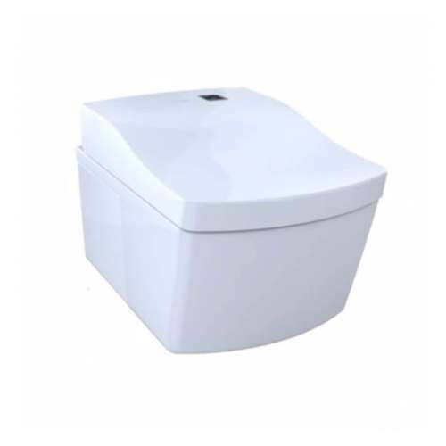 Toto Neorest Square Dual Flush 1-GPF Toilet Bowl, With Seat