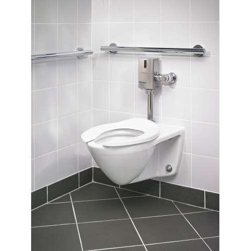 Toto Elongated Siphon Jet 1-GPF Toilet Bowl, Less Seat