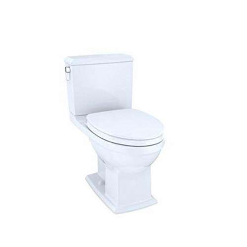 Toto Connelly Elongated 0.9, 1.28-GPF Toilet Bowl, Less Seat