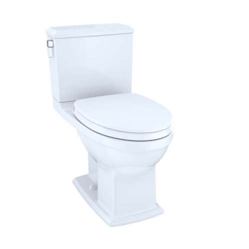 Toto Connelly Elongated Tornado 1.28, 0.8-GPF Toilet Bowl, Less Seat