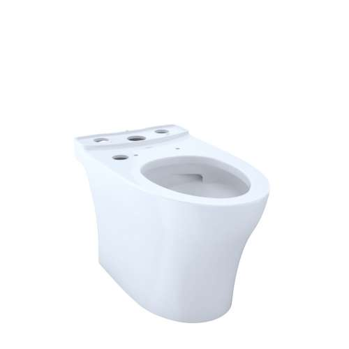 Toto Aquia IV Elongated Tornado Toilet Bowl, Less Seat - In Multiple Colors