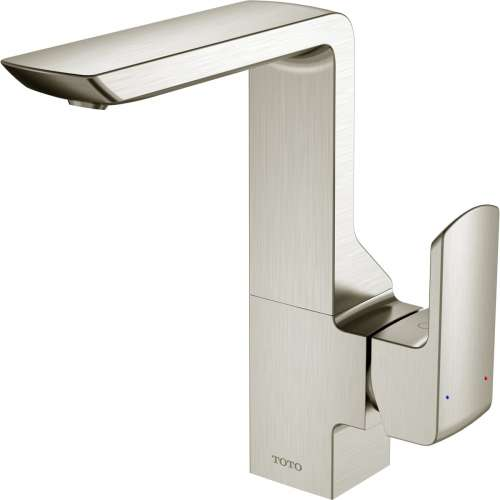 Toto GR Deck-Mounted Fixed 1.2-GPM Single Handle Bathroom Sink Faucet