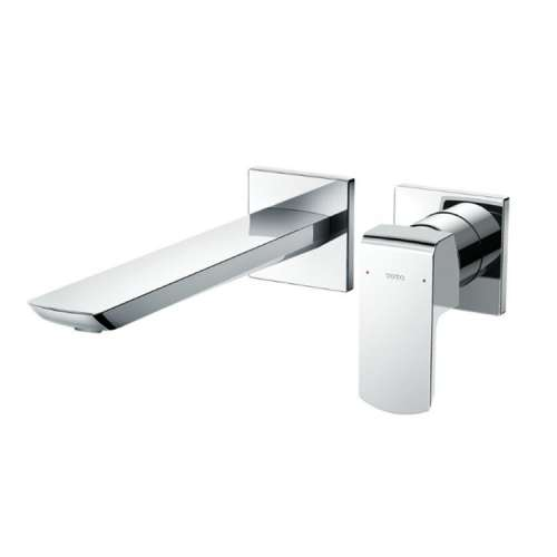Toto GR Wall-Mounted Fixed 1.2-GPM Bathroom Sink Faucet