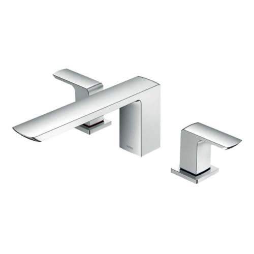 Toto GR Deck-Mounted 3-Hole Roman Tub Filler