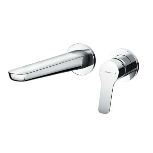 Toto GS Wall-Mounted Fixed 1.2-GPM Bathroom Sink Faucet