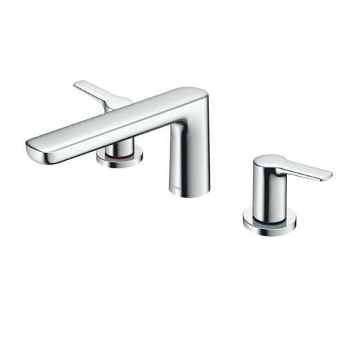 Toto GS Deck-Mounted 3-Hole Roman Tub Filler