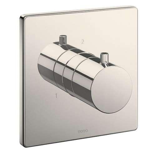 Toto Mini Unit Square Two-way Diverter Trim