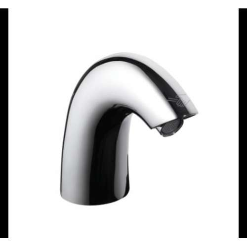 Toto Deck-Mounted Fixed 0.35-GPM Single Hole Bathroom Sink Faucet