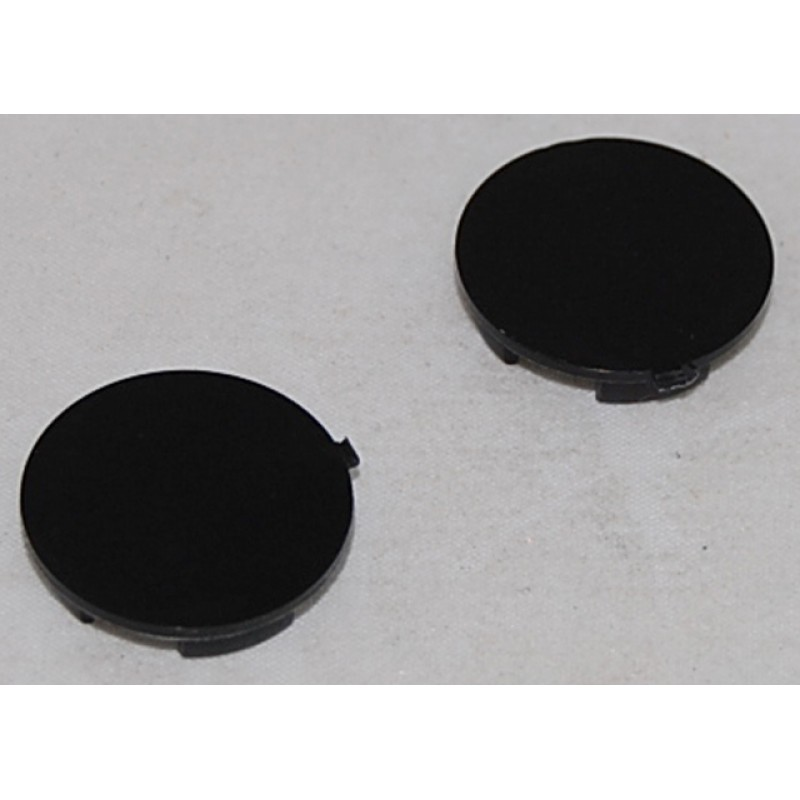 Toto Bolt Cap Set (10 Pieces) For Softclose Toilet Seat Models SS113,  SS114, And SS154 Ebony