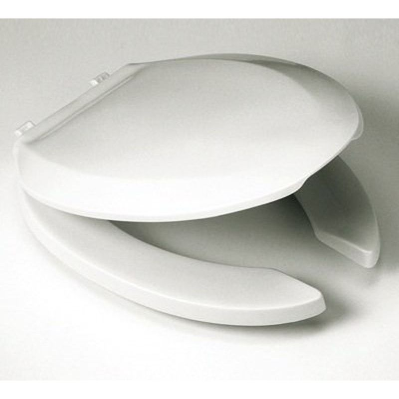 Toto Reliance Elongated Open-Front Toilet Seat And Lid