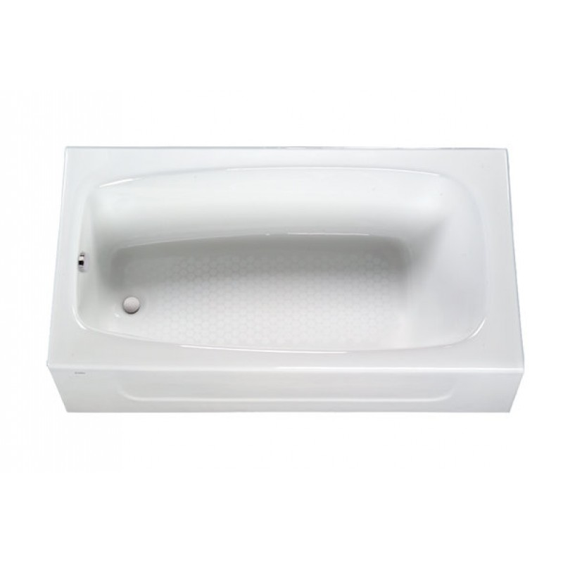 Buy Toto Cast Iron Bathtub With Left Hand Drain Online - Bath1.com